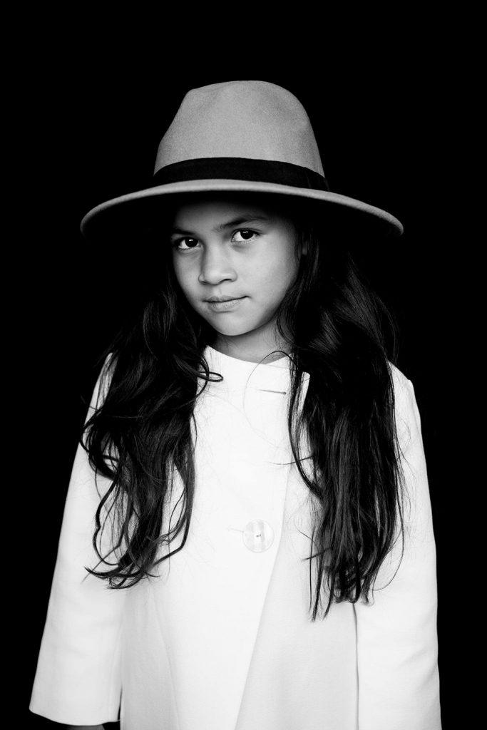 zwart wit foto